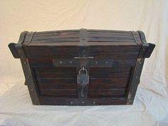 treasure chest by AFurnitureFetish on Etsy, $850.00