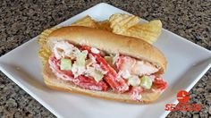 Chilean King Crab Roll