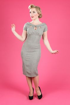 Sofia-MeaGia -Classy form-fitted dress