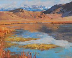 Tammy Callens - Fall on Flat Creek