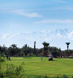 Royal Palm Golf Course Marrakech