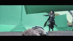 (gif set) This lovely lady got to have her body covered by Tom Hiddleston! Let the jealous rage flow through you. #Loki #Thor