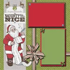 Christmas scrapbooking 2 page layouts - Yahoo Image Search Results