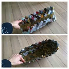 #paper #bag #diy #handmade