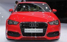 2014 Audi A3 Front