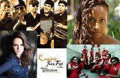 Campos Jazz Fest 2013 promove shows na Praça e nas ruas de Campos do Jordão http://gtur.in/PrmVv1