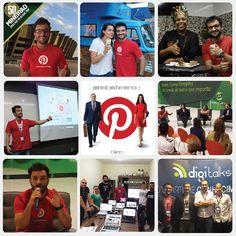 """PinterestWork - Começa então uma jornada de pesquisa, estudo e prática de estratégias junto a parceiros e algumas empresas que a cada dia aumenta mais. Pinterest tem crescido rapidamente e têm tudo para ser uma das maiores plataformas de mídia social do mundo; a rede está agora em 3º lugar, vindo atrás dos """"gigantes sociais"""" Facebook e Twitter."""