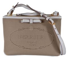 321619d64fd2ec Prada Double New 1bh046 Logo Bandoliera Zip Multicolor Jacquard and Leather  Cross Body Bag. Get