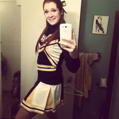 Pin for Later: 47 Last-Minute Halloween Costumes That Won't Get You Fired A Cheerleader