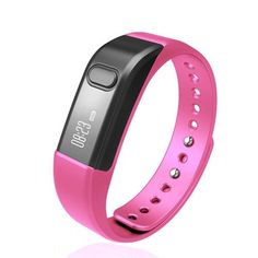 Fitness Tracker Smart Bracelet Vcall I5 S Waterproof Bluetooth Smart Band Wristband Activity Tracker with Sports Pedometer Health Tracker and Sleep MonitorPink * Click image to review more details. (Note:Amazon affiliate link)