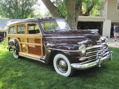 Image result for plymouth woodie station wagon