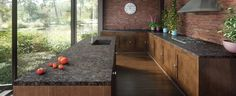 Modern kitchen countertops - Caesarstone Canada