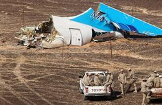 Bomb by Islamic State likely caused Russian plane crash – sources