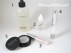 Makeup Withdrawal: A Guide to Transforming Liquids/Gels  1. MAC Pro Mixing Medium Gel   2. La Femme Cake Eyeliner Sealer  3. Hi Fi Cosmetics Hi Impact Shadow Fix  4. Fyrinnae Pixie Epoxy  5. Le Metier de Beaute Magic Lustre Cream