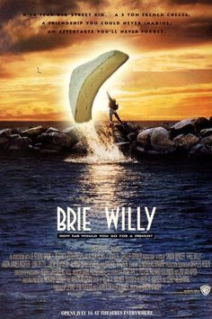 Brie Willy best cheese pun on the internet