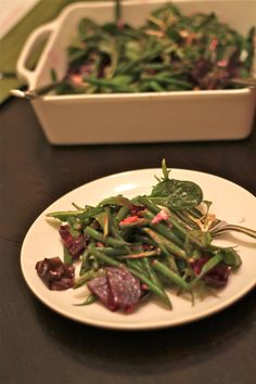 Roasted Beet Salad by kitchen notes and other sundries