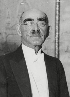 Classic:  Rudyard Kipling, pictured later in life