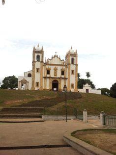 Igreja do Carmo, cidade de Olinda, Recife, Brasil