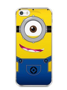 Capa Iphone 5/S Minions #6 - SmartCases - Acessórios para celulares e tablets :)