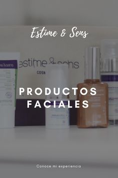 Estime & Sens es una marca de cosmética profesional francesa utilizada en numerosos SPAs y centros de belleza. ¿La conocías?