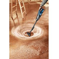 BOSCH GAS18V-LI Professional Extractor Handheld Vacuum Cleaner (Bare Tool Solo)