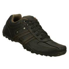 Skechers Citywalk-Trojo Shoes (Black) - Men's Shoes - 11.5 M