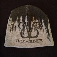 hot topic beanies   FREE: Hot Topic BVB ~ Black Veil Brides Beanie
