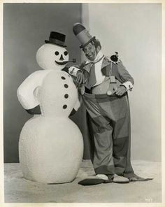 """Frosty the Snowman"" (1969) with Jimmy Durante"