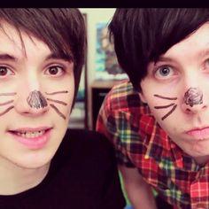 Dan and Phil!!!