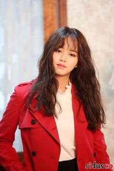 Kim So-hyun (김소현) - Picture @ HanCinema :: The Korean Movie and Drama Database Korean Actresses, Korean Actors, Actors & Actresses, Korean Beauty, Asian Beauty, Kim So Hyun Fashion, Kim Sohyun, Kim Yoo Jung, Chinese Actress
