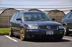 passat wagon low | ... wheels and Exhaust | Thinking of returning B5.5 Passat Wagon to stock