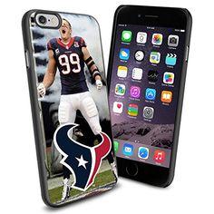 NFL Houston Texan Watt , Cool iPhone 6 Smartphone Case Cover Collector iphone TPU Rubber Case Black Phoneaholic http://www.amazon.com/dp/B00V2UKPHU/ref=cm_sw_r_pi_dp_wLJnvb1A7QCDF