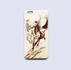 Horse  Phone Case iphone 6 plus  iPhone 6 case  by Quartcase