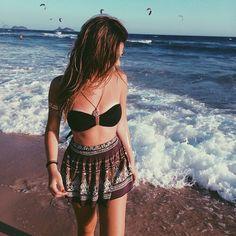 beach style girls - Google Search