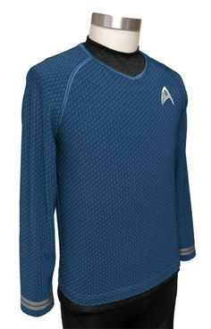 Star Trek The Movie Tunics -- I definitely WANT!
