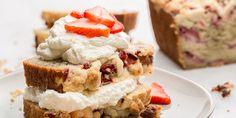 Best Strawberry Shortcake Banana Bread Recipe - How to Make Strawberry Shortcake…