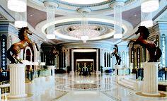 The Lobby at The Ritz-Carlton, Riyadh