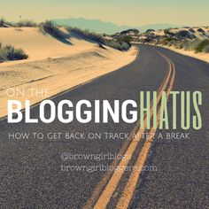 On The Blogging Hiatus: How To Get Back On Track | Hi ladies, Long time no type… Ok, sorry I'm corny. Anyway, I wanted to write today's post because I'm finally emerging from my blogging hiatus/infrequent social media posting to focus on this community full time again today. The last few months have been a roller coaster for me personally and professionally. I had to adjust …