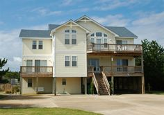 Twiddy Outer Banks Vacation Home - Keep Smiling - Corolla - Oceanside - 8 Bedrooms