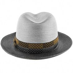 caf1aec7db9 Lowest Price on Andover - Stetson Milan Straw Fedora Hat - TSANDV.   CoolHats Stetson