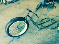 Wheel in trike