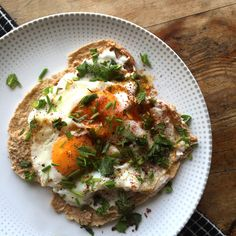 Turkish Eggs: I tend to always have a couple of frozen pitta breads in my freezer, so this recipe is pretty easy to throw together just as long as you have bit of yogurt to use up. It has to be plain yogurt mind, don't be using any old strawberry Frube you find at the back of the fridge. In any case, I hope you enjoy this Turkish delight as much as Jamie does, it's been known to cure many a bad hangover...
