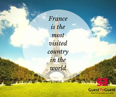Did you know? http://www.guesttoguest.com/en/home-swap/France