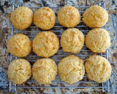 Cheddar Black Pepper Biscuits Shared on https://www.facebook.com/LowCarbZen