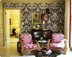 Pattern upon pattern