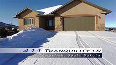 Video Tour of 411 Tranquility Ln, Spearfish, South Dakota
