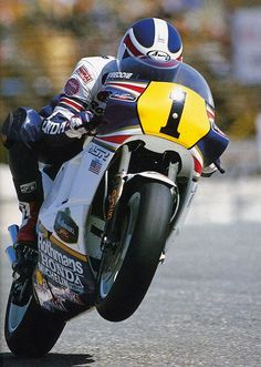 Freddie Spencer at the peak of his career