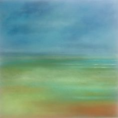 REFLECTED CALM | Lee Kleiman | Oil on Canvas
