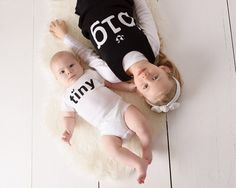 Swanky Shank Big Sister and Tiny Baby Sibling Set by SwankyShank