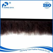 Turkey Feather Fringes, Turkey Feather Fringes direct from Cixi Hong Yuan Feather Products Co., Ltd. in China (Mainland)